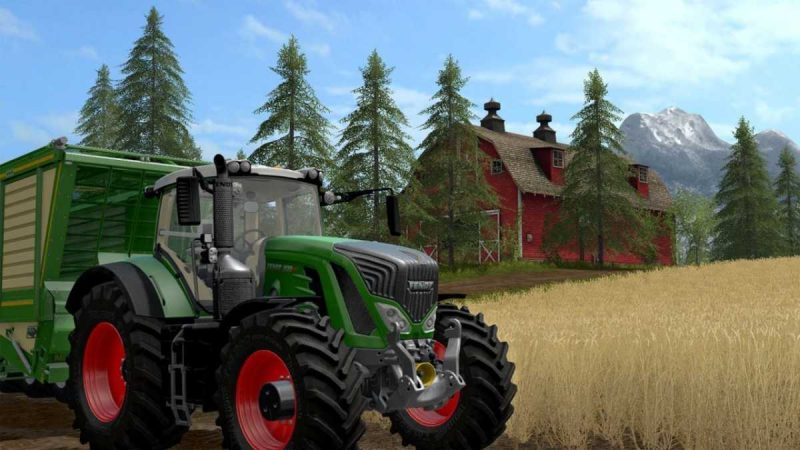 В Farming Simulator 19 будет изменена система сборки древесины
