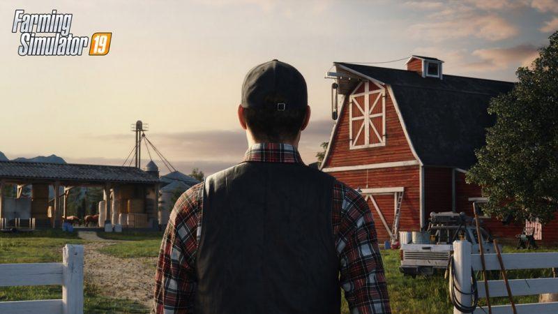 Опубликована новая информация об игре Farming Simulator 19