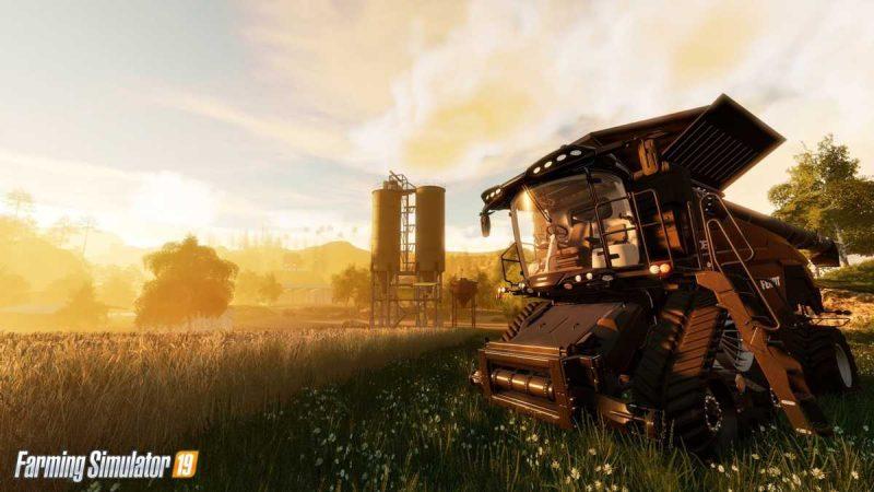 Farming Simulator 19 получит абсолютно новый графический движок