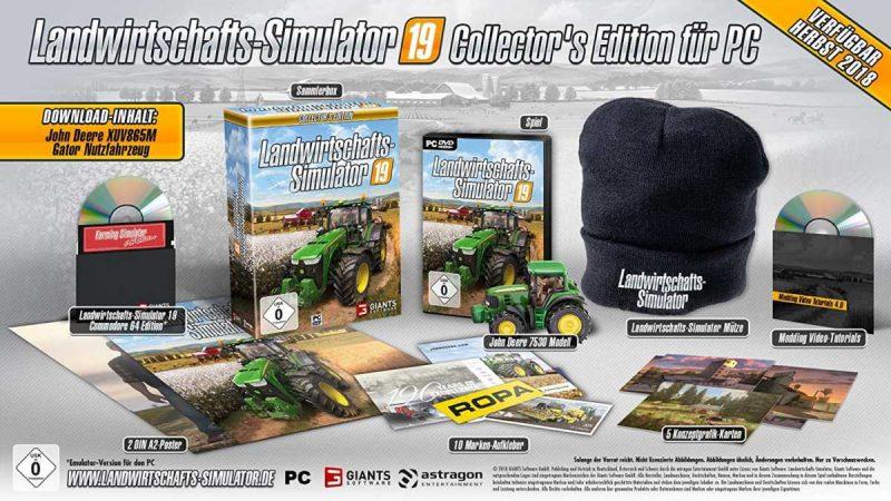 Появилась возможность предварительного заказа Farming Simulator 19