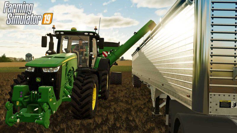 Опубликован первый скриншот к игре Farming Simulator 19