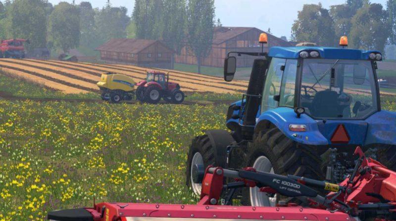 Системные требования Farming Simulator 2019