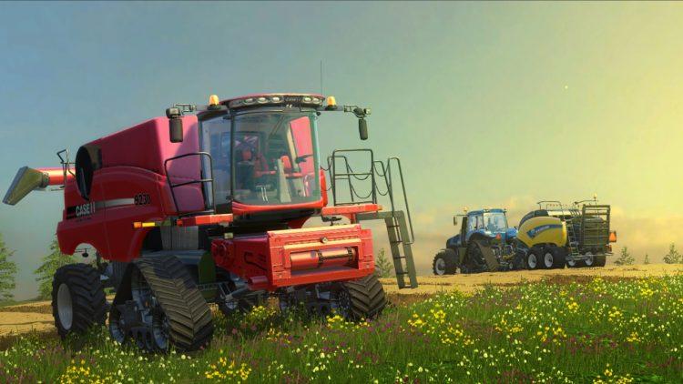 Раскрыты новые подробности и дата выхода Farming Simulator 2019