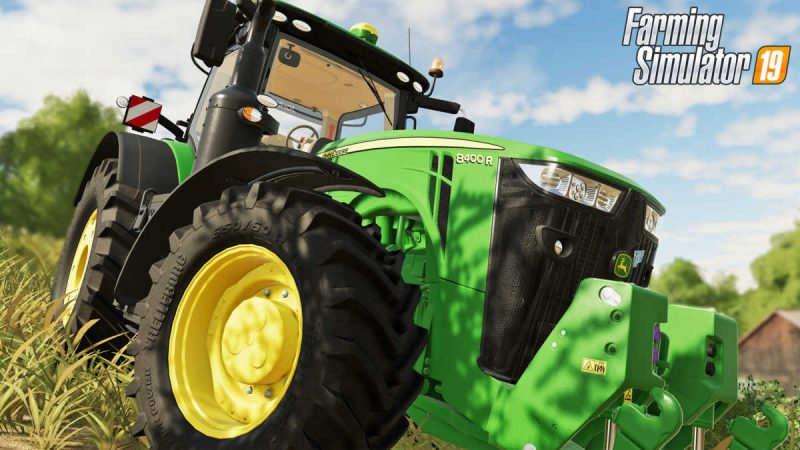 Коды и читы для Farming Simulator 19