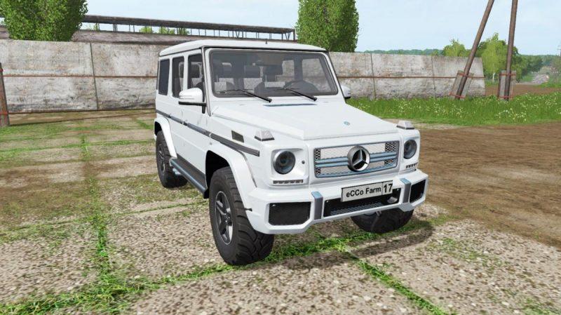 Mercedes-Benz G65
