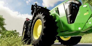 В новом видео Farming Simulator 19 показан трактор John Deere 8400R