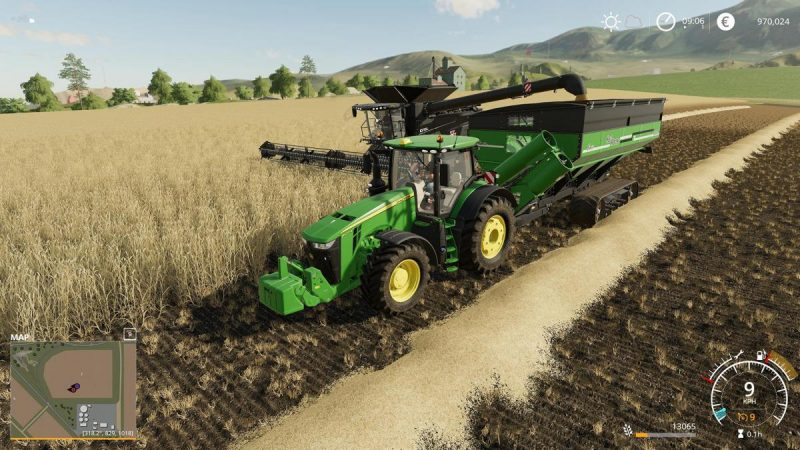 Разработчики раскрыли информацию о новой системе миссий в Farming Simulator 19