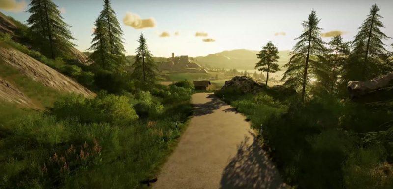 В Farming Simulator 19 появится новая европейская карта – Felsbrunn