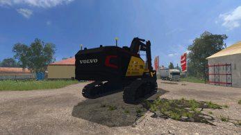 Volvo EC950E – Скриншот 2