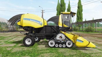 New Holland Roll Belt 150 – Скриншот 2
