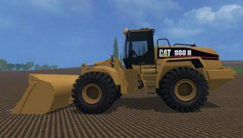 Cat 980H – Скриншот 1