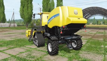 New Holland Roll Belt 150 – Скриншот 1