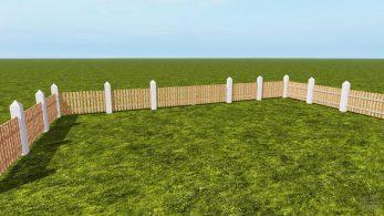 Заборы и ворота – Скриншот 1