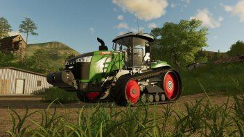 Опубликован новый скриншот Farming Simulator 19 с трактором Fendt 1100 MT