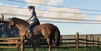 Опубликовано милое видео с животными в Farming Simulator 19