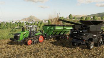Как выращивать зерно в Farming Simulator 19