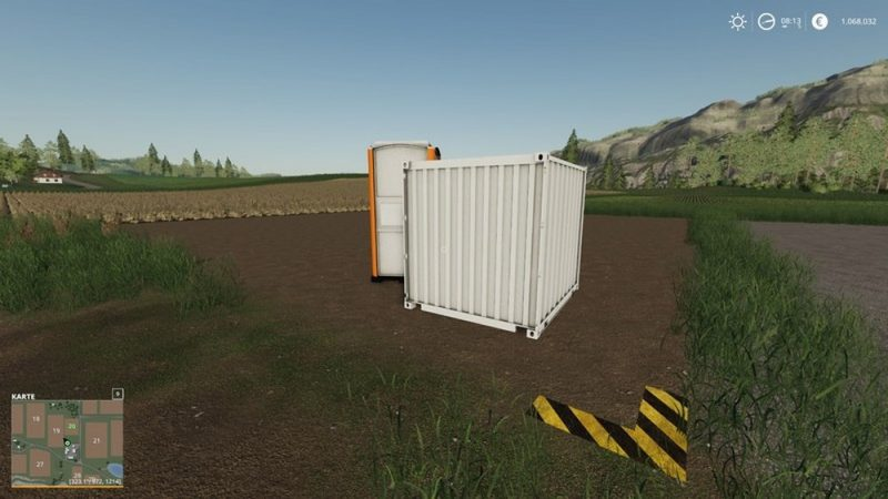 Groundleveler Placeable