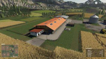 Молочная ферма (коровник)