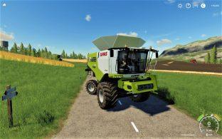Claas Lexion 780 – Скриншот 3
