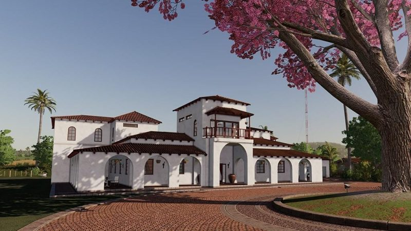 Estancia Lapacho