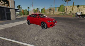 BMW X6M – Скриншот 3