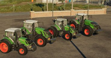Fendt Weight Pack – Скриншот 4