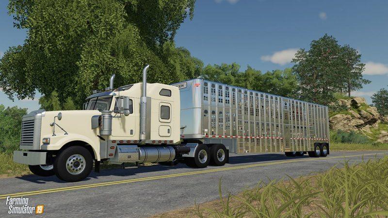 В сети появилась взломанная версия Farming Simulator 19