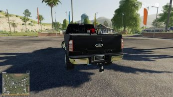 Ford F-350 – Скриншот 1