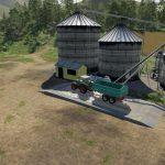Large Grain Silo