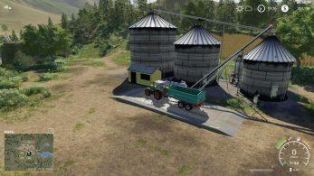 Large Grain Silo – Скриншот 4