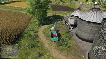 Large Grain Silo – Скриншот 2