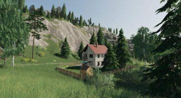 Улучшенные текстуры деревьев для Farming Simulator 2019 – Скриншот 2