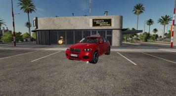 BMW X6M – Скриншот 1