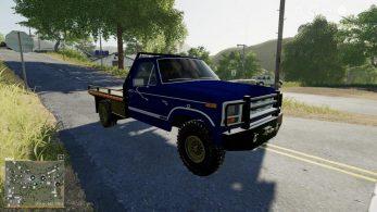 Ford F-150 1983 – Скриншот 2