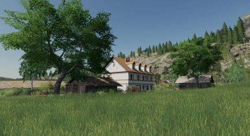 Улучшенные текстуры деревьев для Farming Simulator 2019 – Скриншот 1