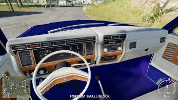 Ford F-150 1983 – Скриншот 1