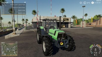 Deutz AgroStar 661 – Скриншот 1