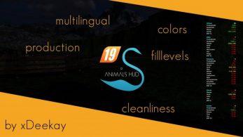 Animals HUD – Скриншот 3