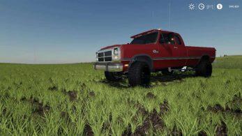 Dodge Ram 3500 первого поколения – Скриншот 5