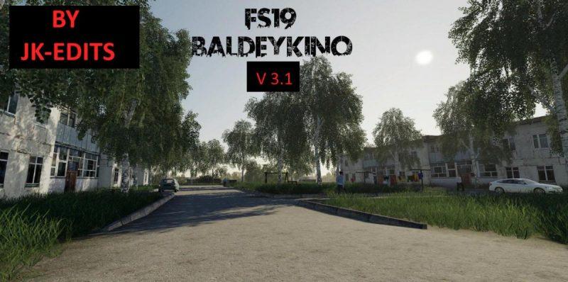 Балдейкино by JK-Edits