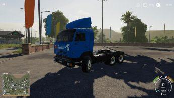 КамАЗ-54115 – Скриншот 3