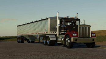 Kenworth W900A – Скриншот 4