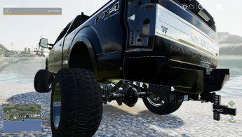 Ford F350 King Ranch – Скриншот 3