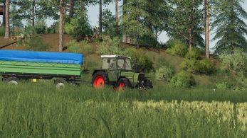 Fendt Farmer 309 – Скриншот 2