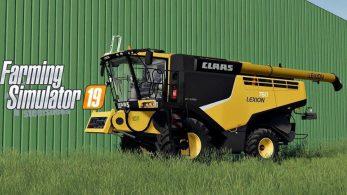 Claas Lexion 760 USA – Скриншот 4