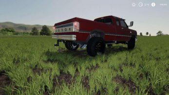 Dodge Ram 3500 первого поколения – Скриншот 4