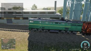 Дизельный локомотив – Скриншот 4