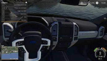 Ford F350 King Ranch – Скриншот 2