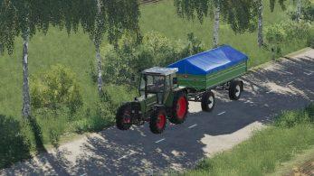 Fendt Farmer 309 – Скриншот 1