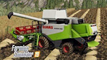 Claas Lexion 530 – Скриншот 2